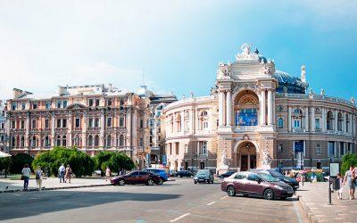 Доклады на конференции в Одессе