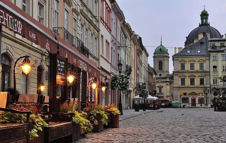Запрошення Львів